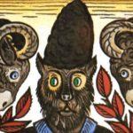 Два барана и волк - Албанская сказка