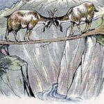 Два козла - Эзоп