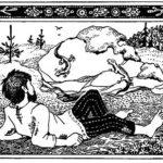 Две ящерки - Павел Бажов