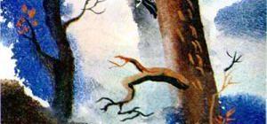 Дятел-труженик - Бурятская сказка