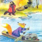 Дятел - Эвенкийская сказка