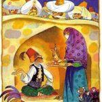 Джеха и сорок разбойников (алжирская) - Сказка народов Востока