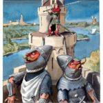 Джек — гроза великанов - Английская сказка