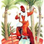 Джиха и слепой - Арабская сказка