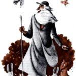 Джонни Яблочное Зернышко - Американская сказка