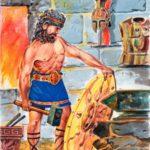 Гефест - Мифы Древней Греции