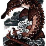 Гитчи Нама (индейская дакота) - Сказка народов Америки