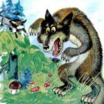 Глупый волк - Белорусская сказка