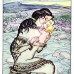 Голубая важенка - Карельская сказка