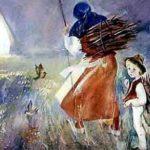 Гонза и скрипка - Чешская сказка