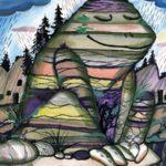 Гора лягушка (индейская внутренние сэлиши) - Сказка народов Америки