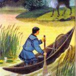 Гордый олень (Мансийская) - Сказка народов России