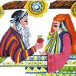 Горошек (таджикская) - Сказка народов Востока