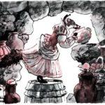 Горшочек мёда - Испанская сказка