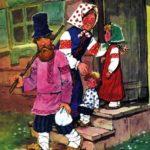 Гуси-Лебеди - Русская сказка