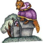 Гусыня и лиса - Испанская сказка