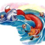Хитрая лиса (Корякская) - Сказка народов России
