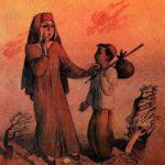 Хлеб из джугары - Туркменская сказка