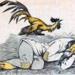 Хозяин и петух - Лев Толстой