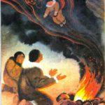 Хозяйка огня (Селькупская) - Сказка народов России