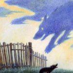 Храбрая собака - Константин Ушинский