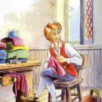 Храбрый портняжка - Братья Якоб и Вильгельм Гримм
