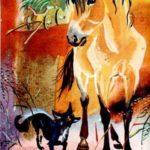 Хвастливая собачонка - Эвенкийская сказка
