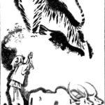 Хвост к хвосту - Пакистанская сказка