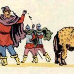 Илья Муромец и Кáлин-царь - Русские былины и легенды