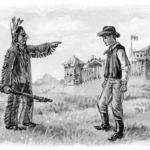 Индеец и англичанин - Лев Толстой