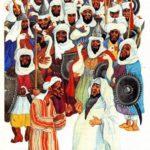 Иное время — и песни иные - Арабская сказка