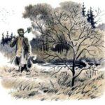 История одной яблоньки - Константин Ушинский
