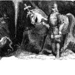Иван крестьянский сын и мужичок сам с пёрст