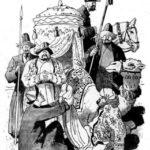 Как Алдар-Косе осрамил гордеца - Казахская сказка