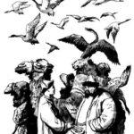 Как Алдар-Косе продал баю ученого зайца - Казахская сказка