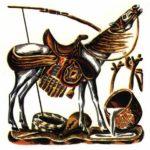 Как Иджапа оплакивал свою лошадь - Африканская сказка