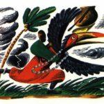 Как Калао стала черной - Африканская сказка