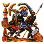 Как Шанго покинул Ойо - Африканская сказка