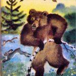 Как был наказан медведь (Тофларская) - Сказка народов России