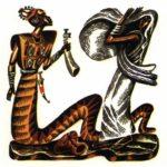 Как близнецы появились среди йоруба - Африканская сказка