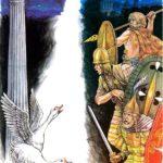 Как гуси Рим спасли (древнеримская легенда) - Лев Толстой