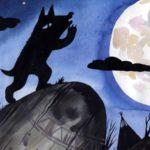 Как койот плясал со звездой (индейская шайены) - Сказка народов Америки