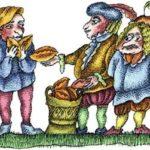 Как крестьянин двух сеньоров надул - Испанская сказка