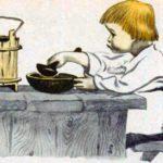 Как мальчик рассказывал о том как он дедушке нашел пчелиных маток - Лев Толстой