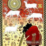 Как медведь оленеводом был - Эвенкийская сказка