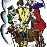 Как мужик отдавал бычка учиться грамоте (Марийская) - Сказка народов России