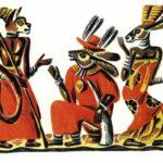 Как ослеп господин Многоножка - Африканская сказка