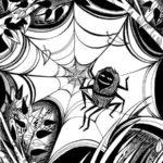 Как паучок стал вождём рода (индейская осейдж) - Сказка народов Америки