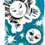 Как появилась луна - Филиппинская сказка
