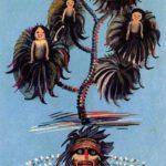 Как появился утес Нимбува - Австралийская сказка